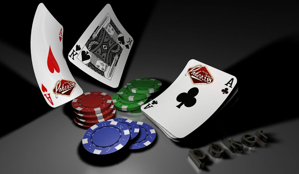 online poker card game