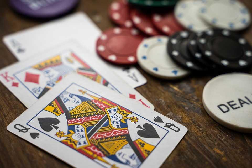 gambling play