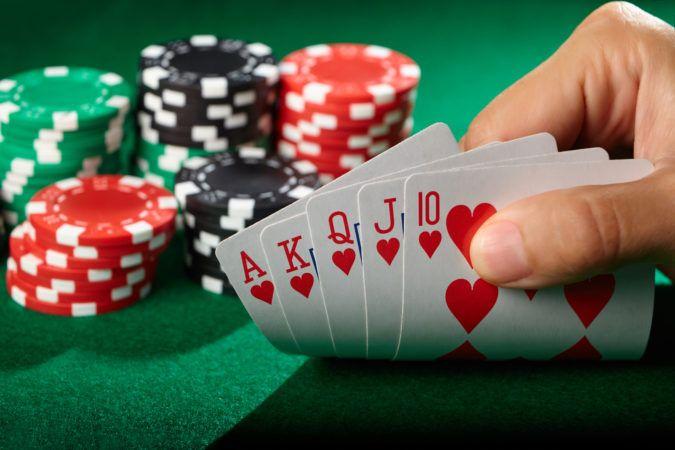 web-based casino